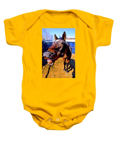 Do You Have A Treat For Me? Baby Onesie