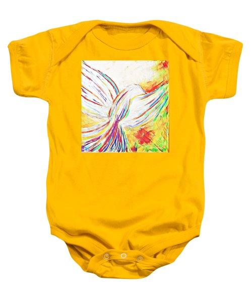 Holy Spirit Baby Onesie