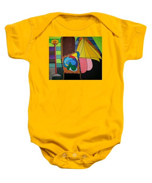 Dream 286 Baby Onesie