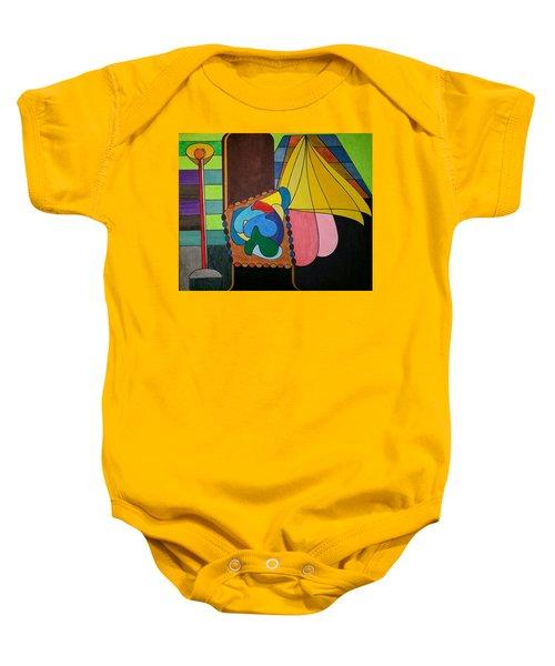 Dream 286 Baby Onesie