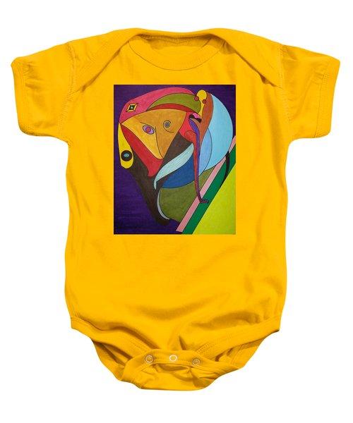 Dream 287 Baby Onesie