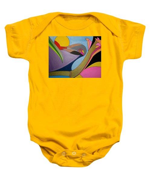 Dream 314 Baby Onesie