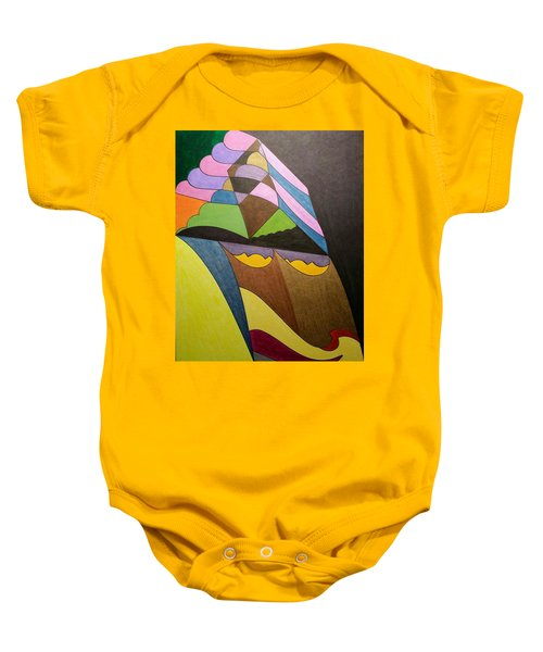 Dream 321 Baby Onesie