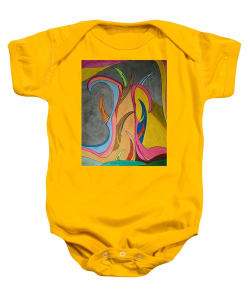 Dream 324 Baby Onesie