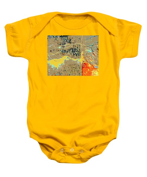 Dream Puzzle Baby Onesie