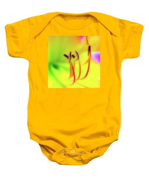 Dreamy Daylily Baby Onesie