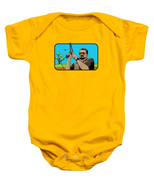 Duck Hunting On Shabbos  Baby Onesie
