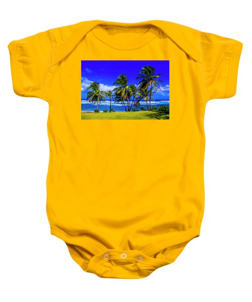 East Coast Baby Onesie