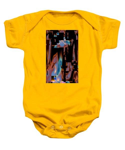 Erotic Composure - Practical Fantasy 2015 Baby Onesie