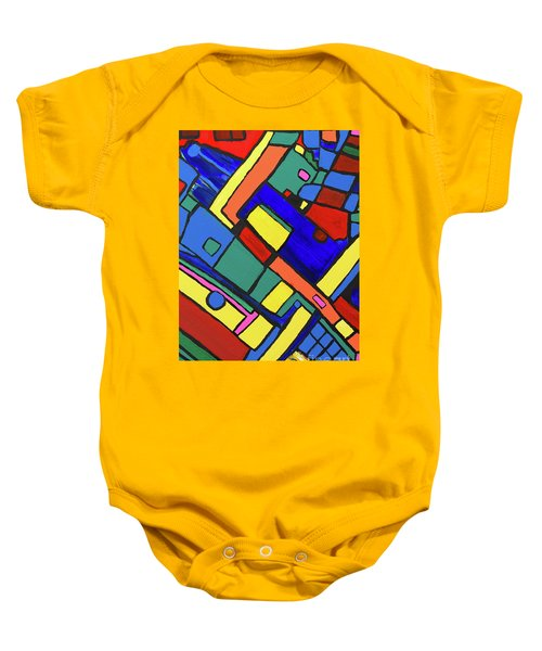 Every Which Way But Loose Baby Onesie