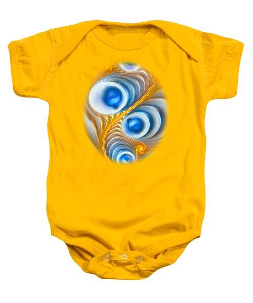 Exaggeration Baby Onesie