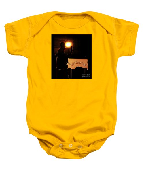 Extra Extra End Of An Era Baby Onesie