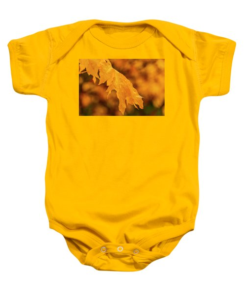Falls At Central Cascade Baby Onesie