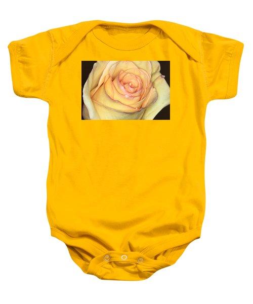 Favorite Yellow Baby Onesie