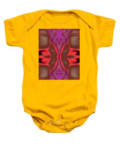 Fertility's Hourglass Tips Over 2015 Baby Onesie