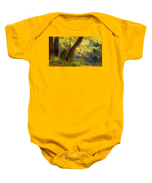 Filtered Light 2 Baby Onesie