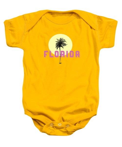 Florida Tee Baby Onesie