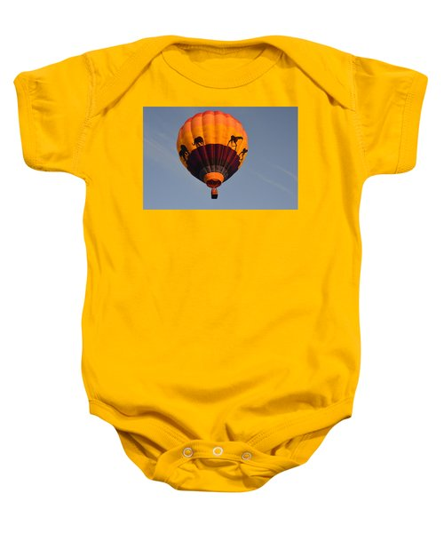 Flying High Baby Onesie