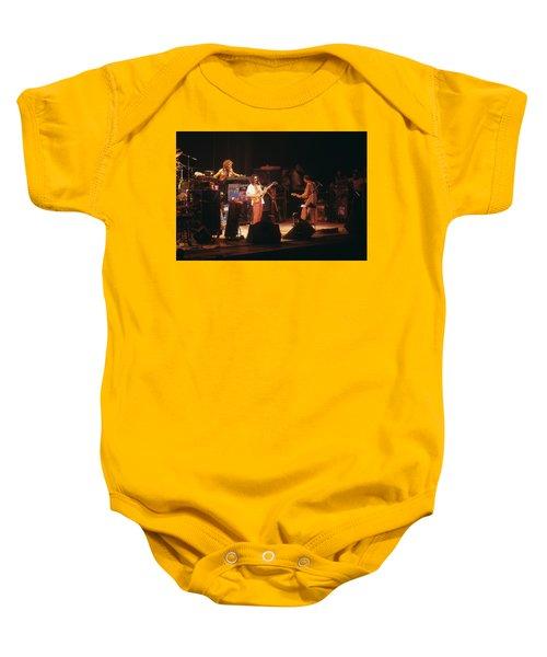 Frank Zappa Baby Onesie