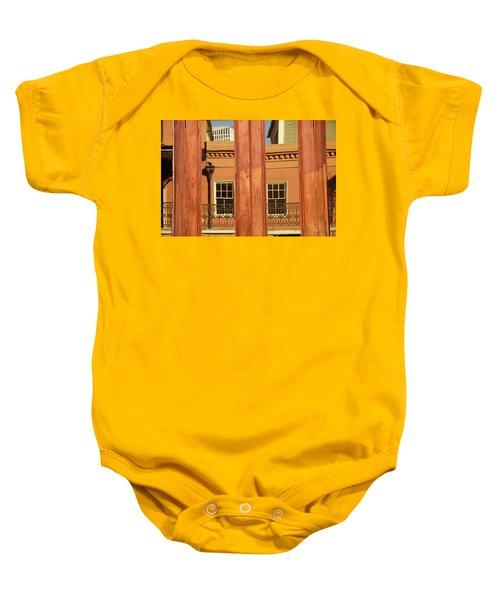 French Quarter Reflection Baby Onesie