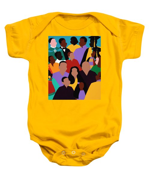 From Our Founding To Our Future Baby Onesie
