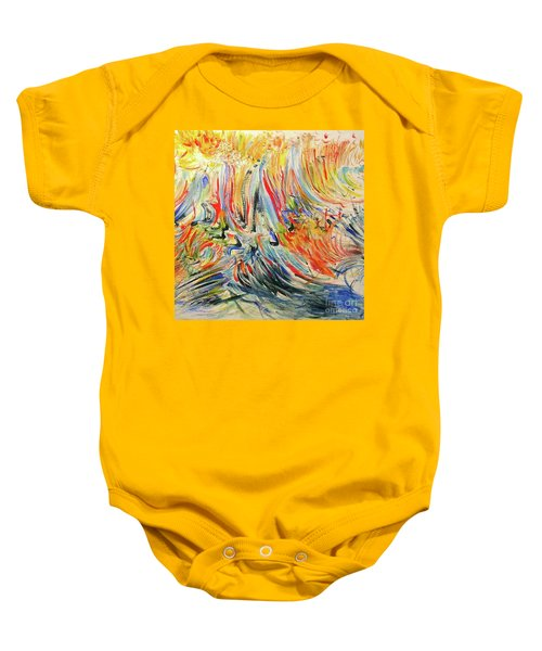 From Soul To Canvas Baby Onesie