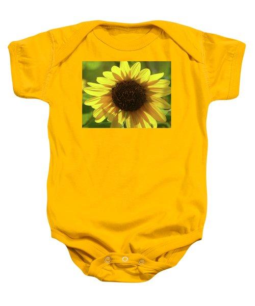 Garden Sunshine Baby Onesie
