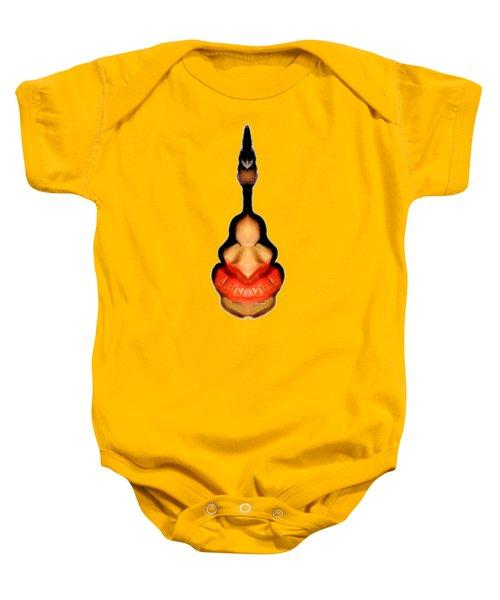 Genie In The Bottle Baby Onesie