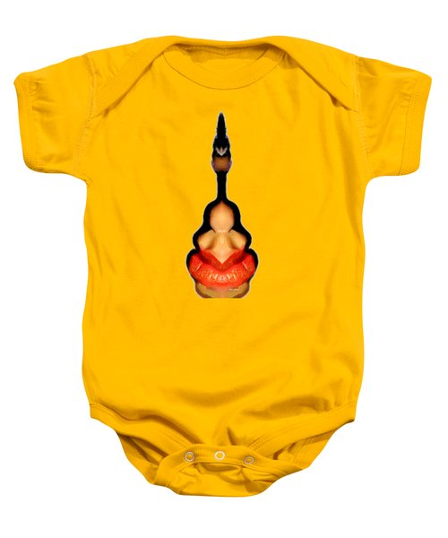 Genie In The Bottle Baby Onesie