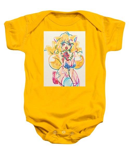 Girl03 Baby Onesie