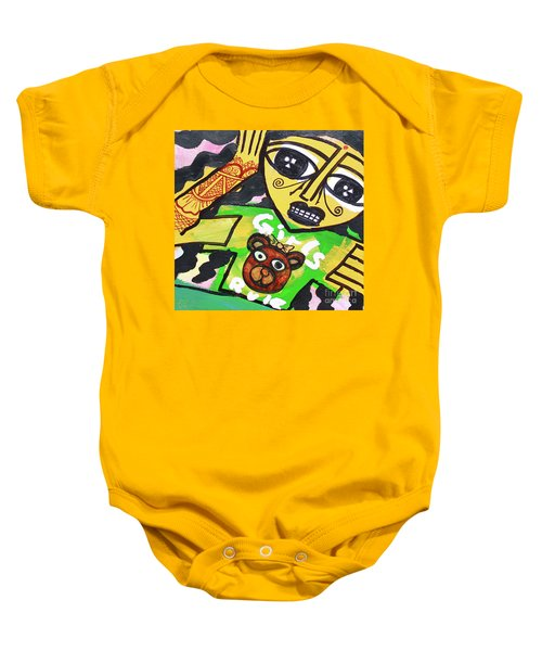 Girls Of India Baby Onesie