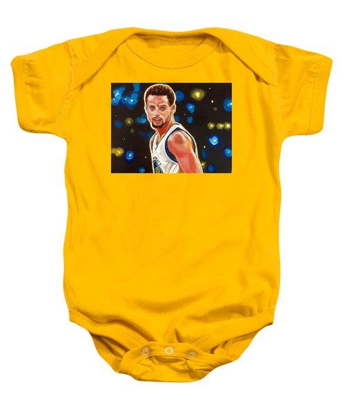Golden Boy Baby Onesie