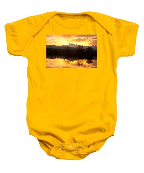 Golden Ponds Longmont Colorado Baby Onesie