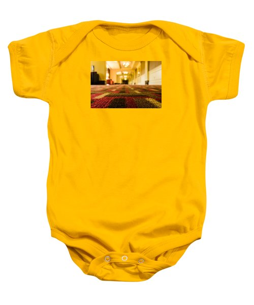 Ground Level Baby Onesie