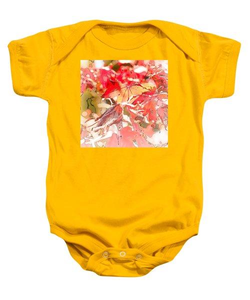 Happy Autumn Baby Onesie