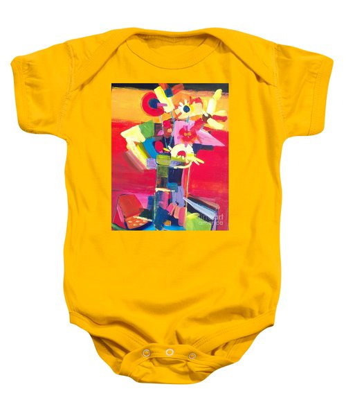 Happy Hour Baby Onesie