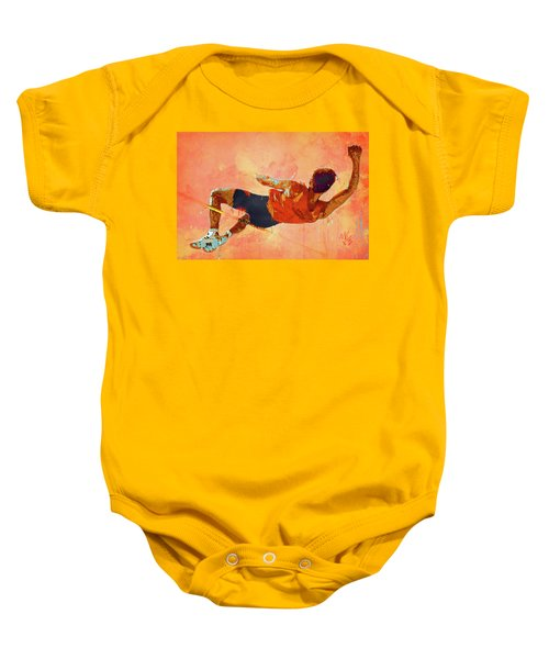 High Jumper Baby Onesie