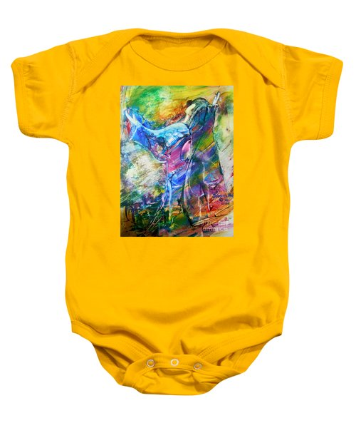 Holy Surrender Baby Onesie