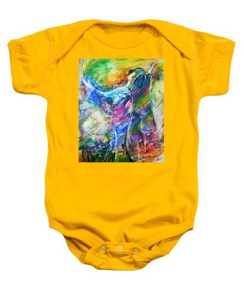 Holy Surrender Baby Onesie