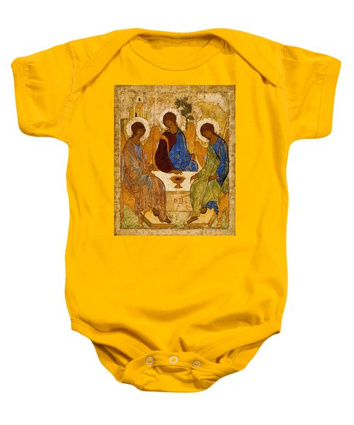 Holy Trinity. Troitsa Baby Onesie