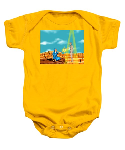 Immaculate Conception Baby Onesie