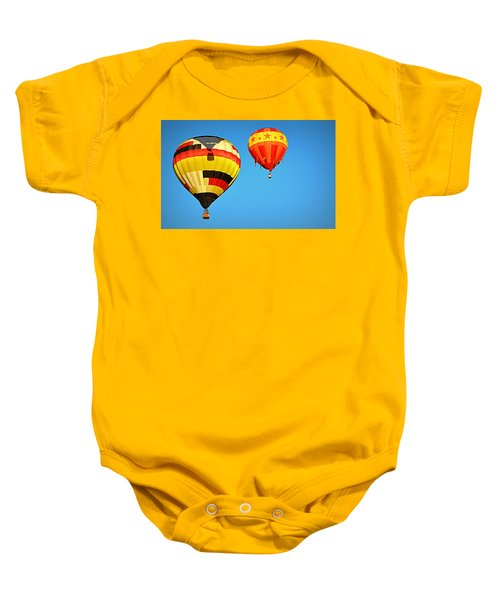 In The Shadow Baby Onesie