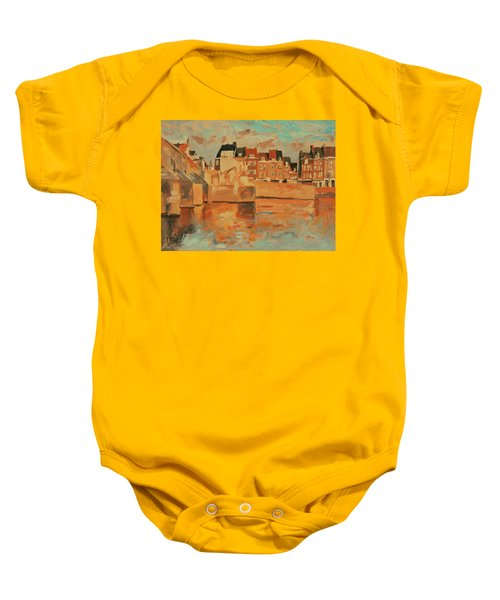 Indian Summer Light Maastricht Baby Onesie