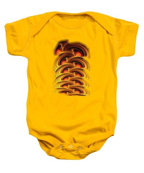 Inferno Baby Onesie