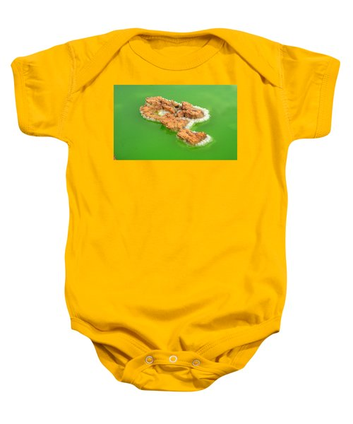 Dallol #4 Baby Onesie