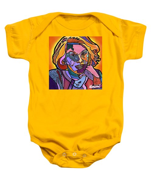 Joan Rivers Never A Fashole Baby Onesie