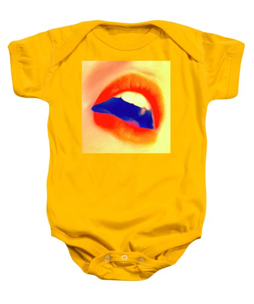 Kiss Me- Baby Onesie