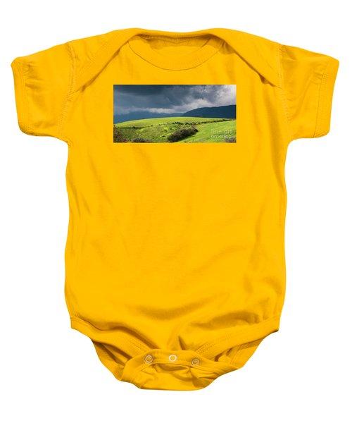 Landscape Aspromonte Baby Onesie