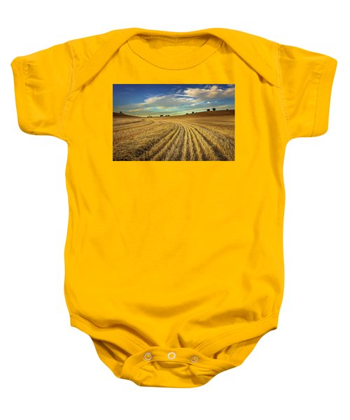 Late Harvest Baby Onesie