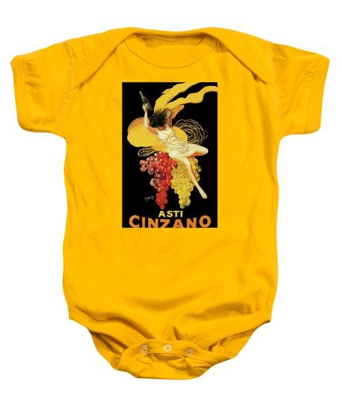 Leonetto Cappiello - Asti Cinzano Baby Onesie